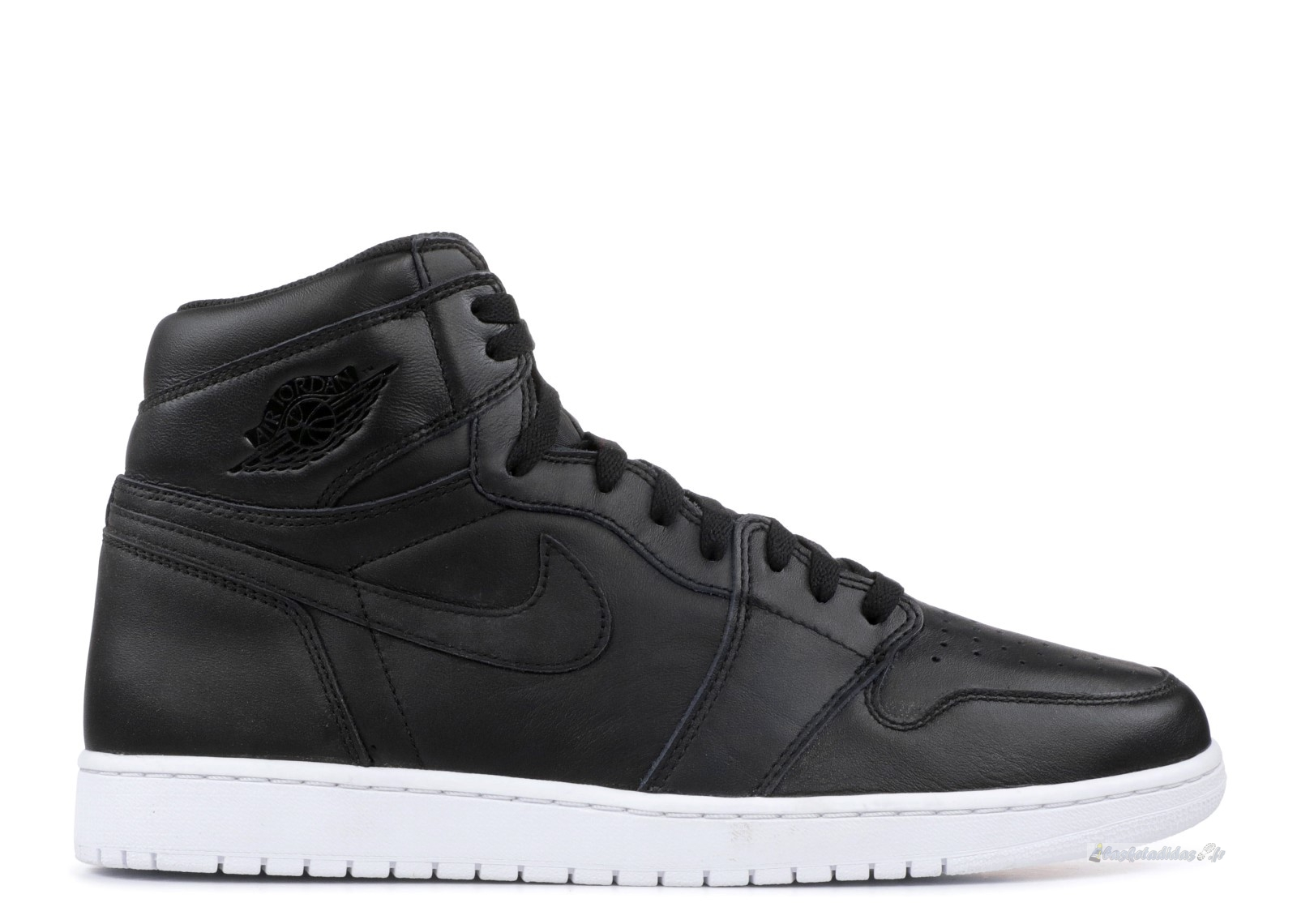 "Chaussure de Basket Air Jordan 1 Retro Og ""Cyber Monday"" Black White (555088-006)"