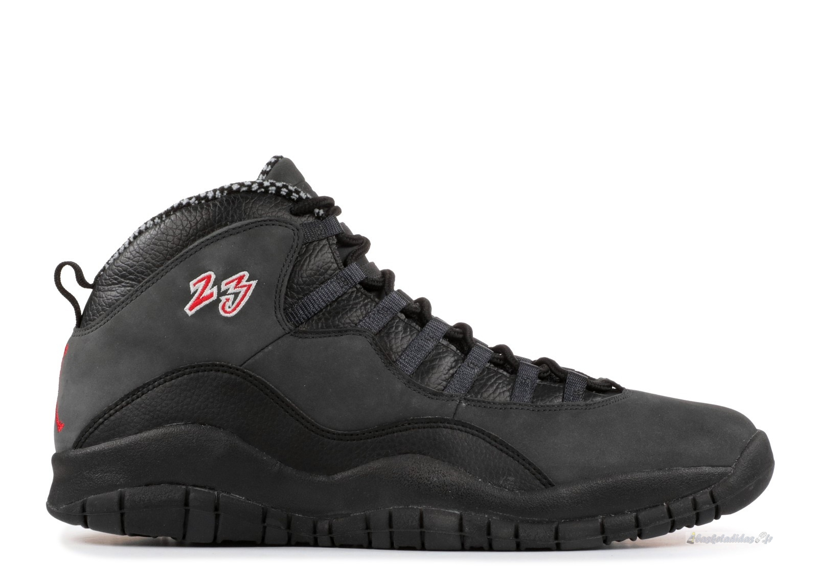 "Chaussure de Basket Air Jordan 10 Retro ""Countdown Pack"" Noir (310805-061)"