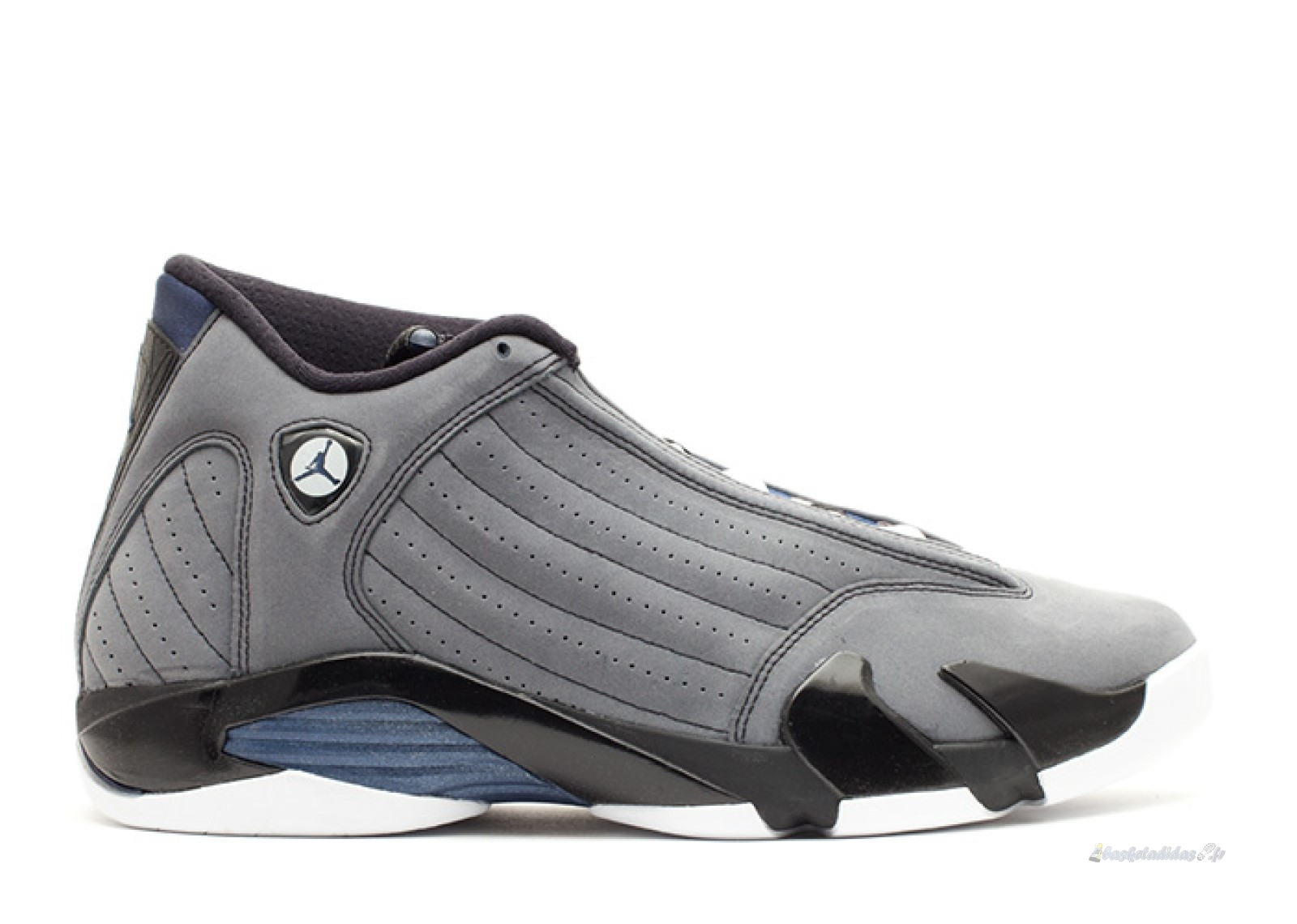 Chaussure de Basket Air Jordan 14 Retro Gris (311832-011)