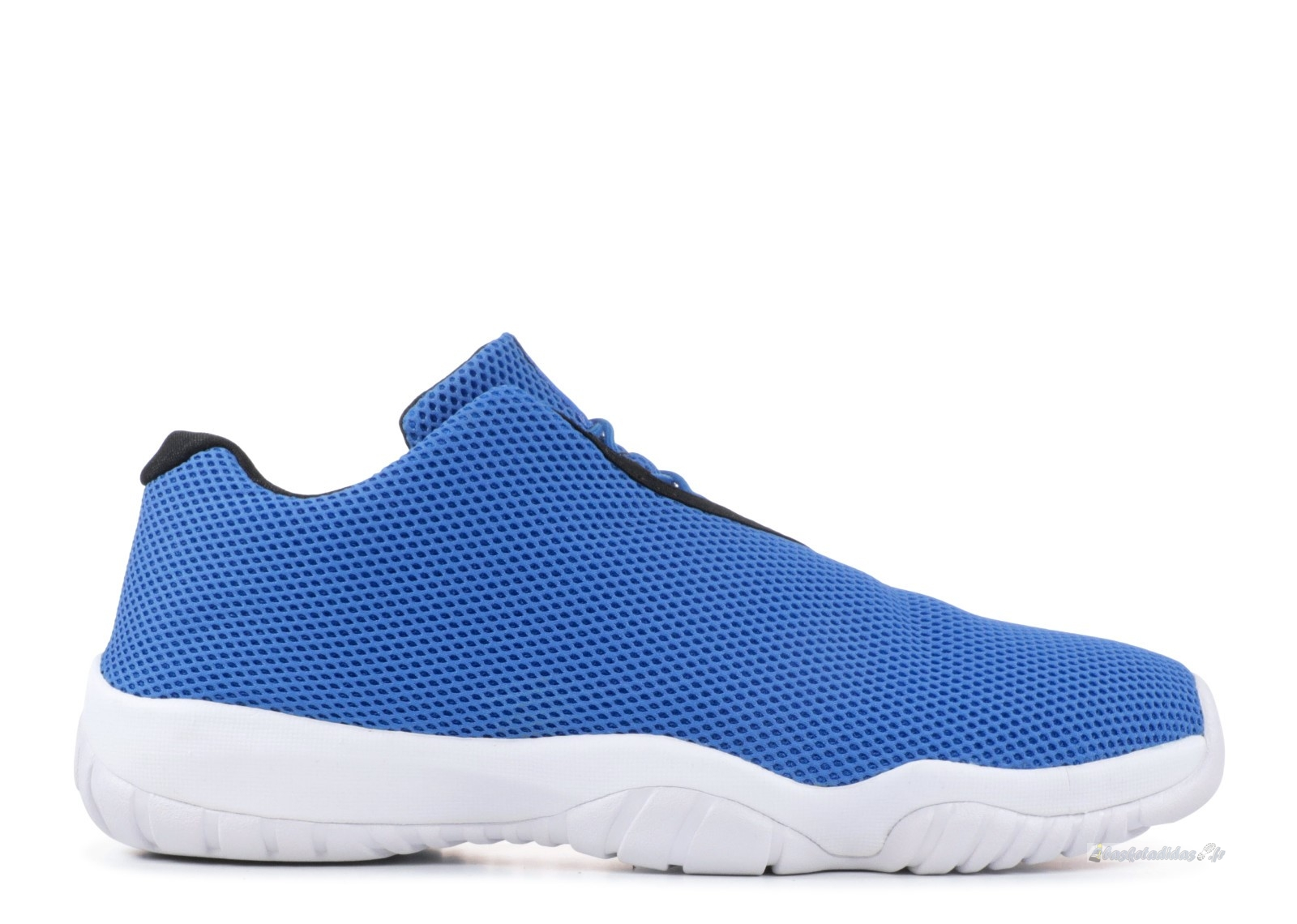 Chaussure de Basket Air Jordan Future Low Bleu Blanc 3 (718948-400)