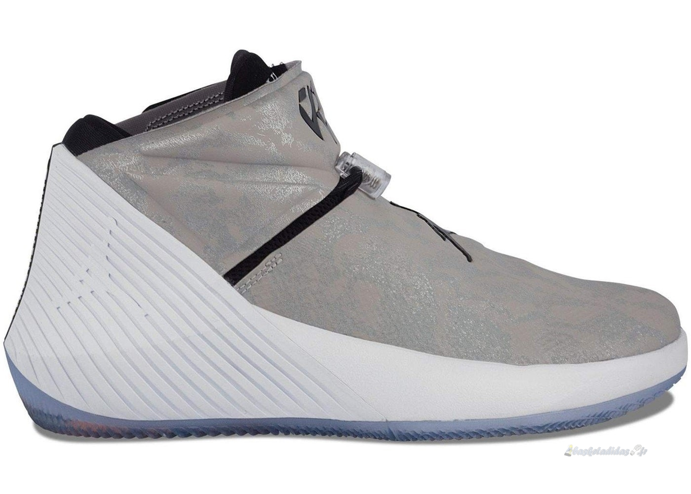 "Chaussure de Basket Jordan Why Not Zer0.1 ""Fashion King"" Gris (aa2510-034)"