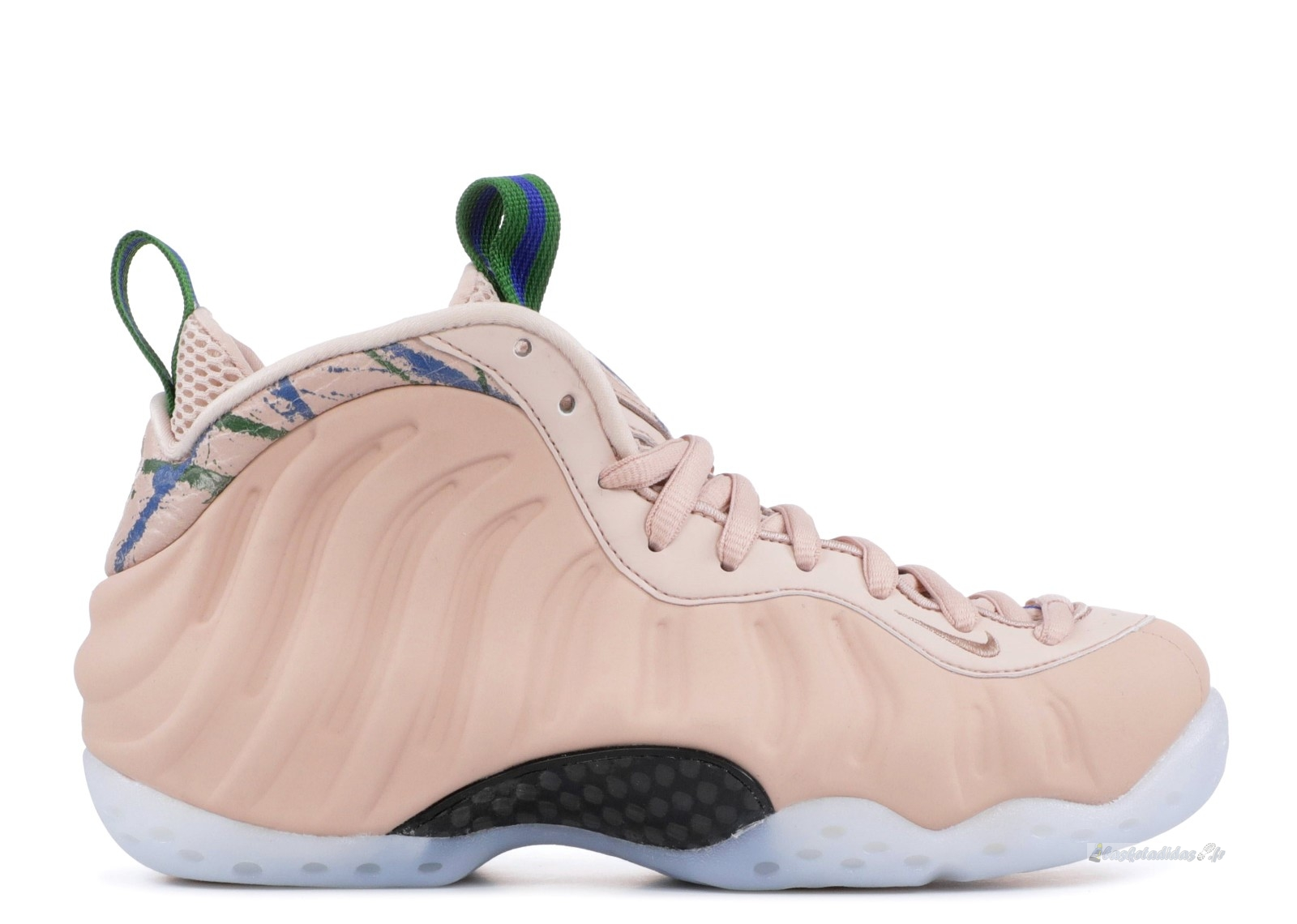 "Chaussure de Basket Nike Air Foamposite One Femme ""Particle Beige"" Beige (aa3963-200)"