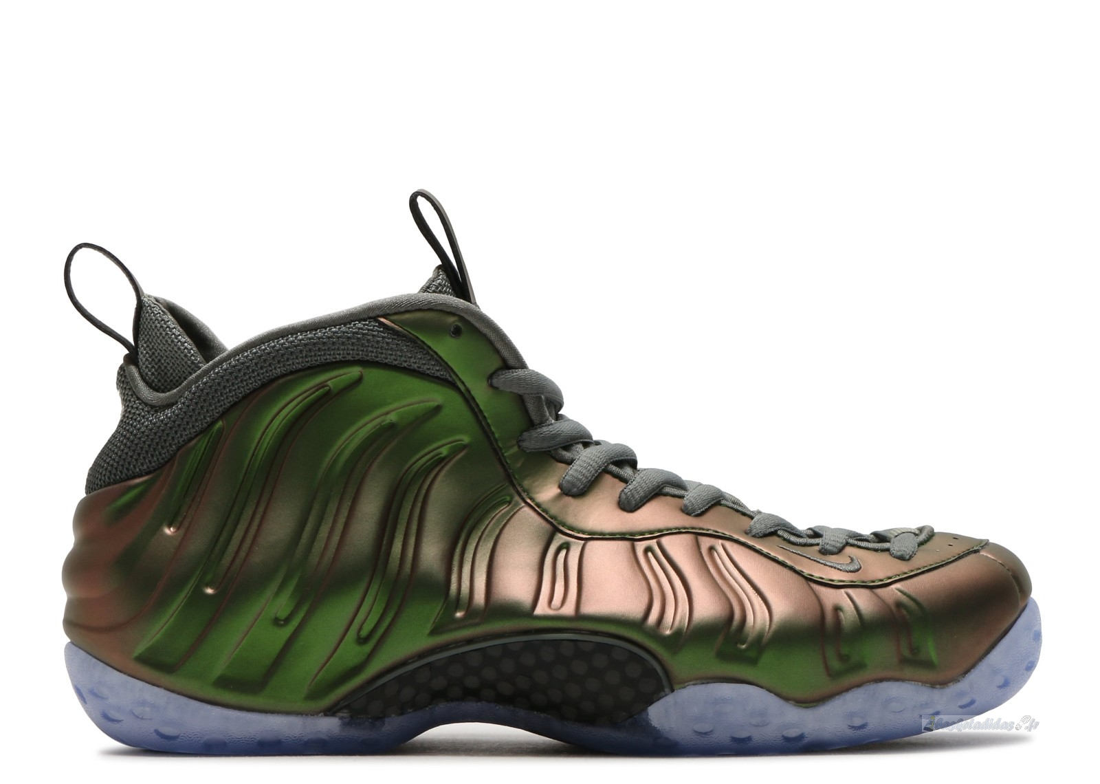 Chaussure de Basket Nike Air Foamposite One Femme Vert Or (aa3963-001)