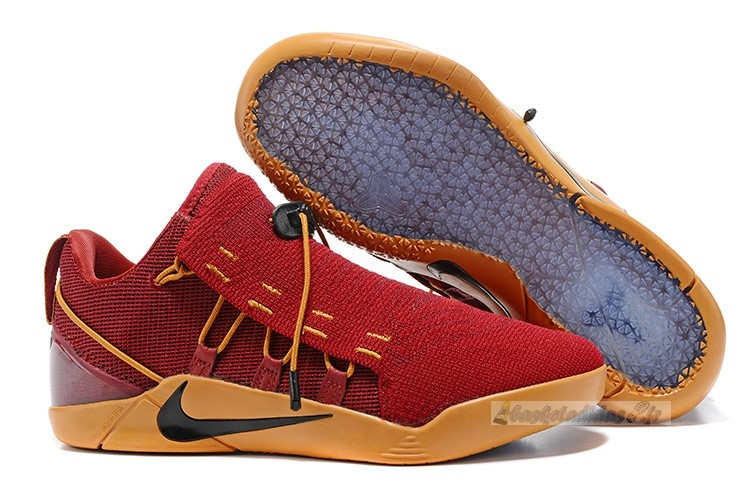 Chaussure de Basket Nike Kobe A.D. Nxt Rouge Or