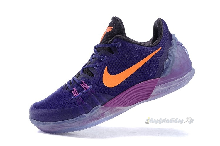 Chaussure de Basket Nike Kobe Venomenon 5 Pourpre Orange