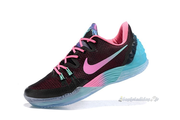 "Chaussure de Basket Nike Kobe Venomenon 5 ""South Beach"" Noir Rose"