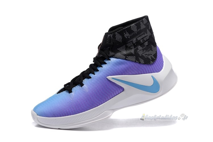 Chaussure de Basket Nike Zoom Clear Out Multicolore