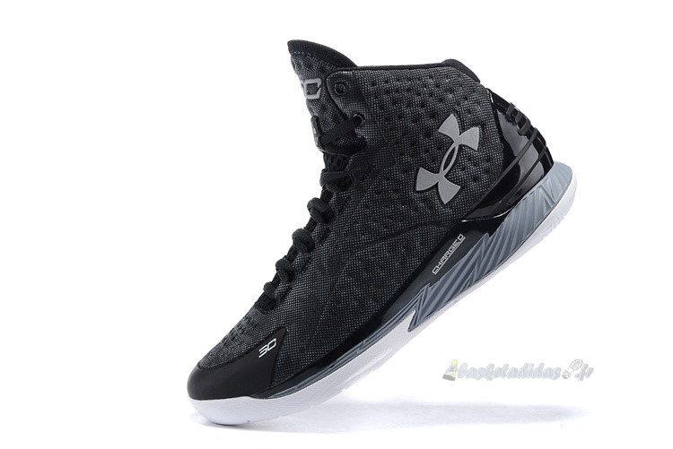 Chaussure de Basket Under Armour Curry 1 Noir Gris