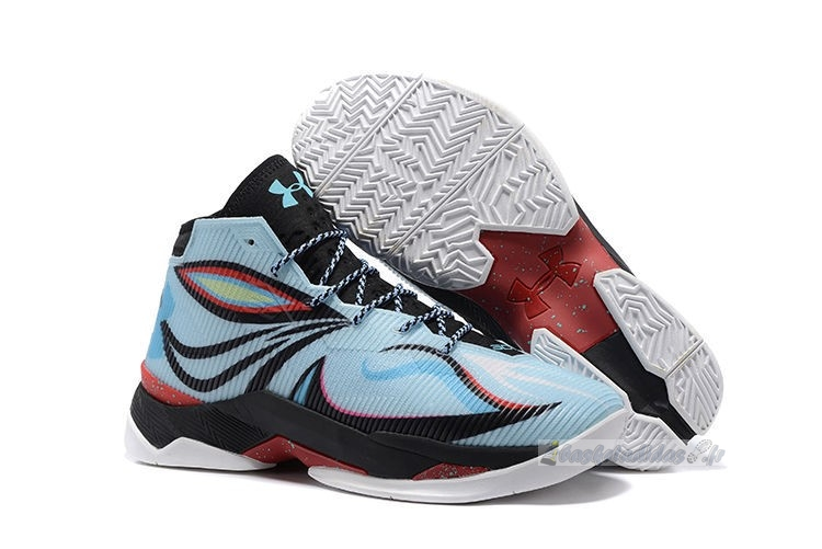 "Chaussure de Basket Under Armour Curry 2.5 ""Erland Chen"" Bleu"