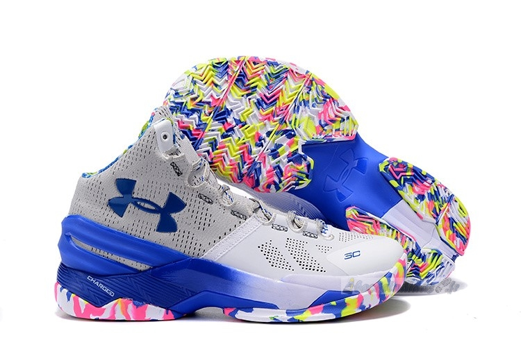 "Chaussure de Basket Under Armour Curry 2 ""Surprise Party"""