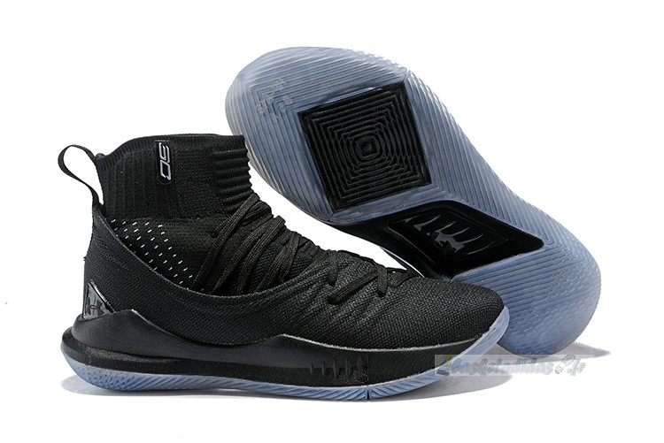 Chaussure de Basket Under Armour Curry 5 Noir