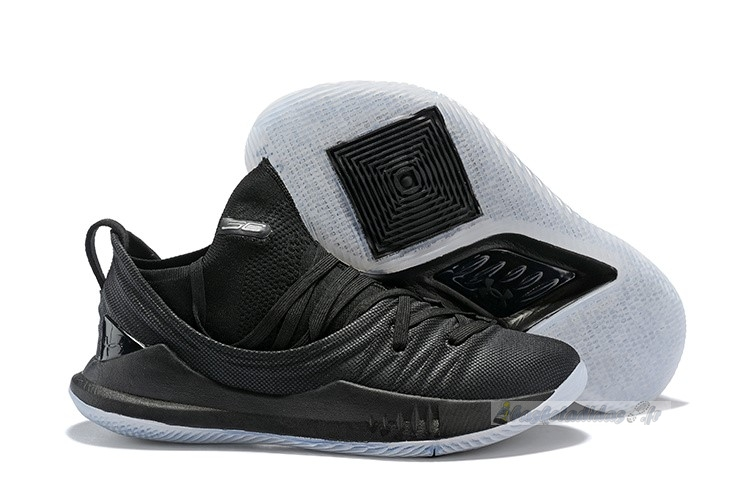 "Chaussure de Basket Under Armour Curry 5 ""Pi Day"" Noir"