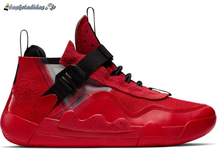Chaussure de Basket Air Jordan Defy Rouge (CJ7698-600)