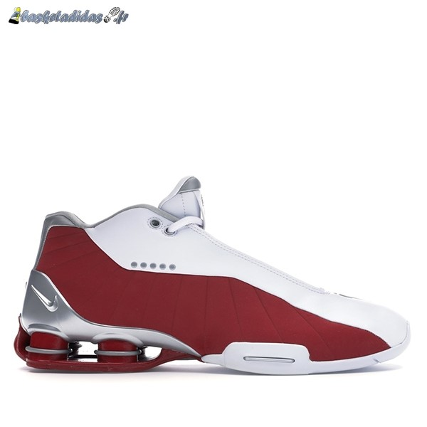 Chaussure de Basket Nike Shox BB4 (2019) Rouge (AT7843-101)