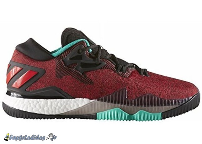 "Adidas Crazylight Boost Low 2016 ""James Harden"" Fantôme Poivre (AQ7761)"