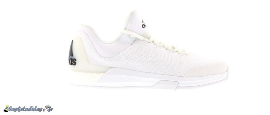 "Adidas Crazylight Boost Triple ""James Harden"" Blanc (AH1264)"