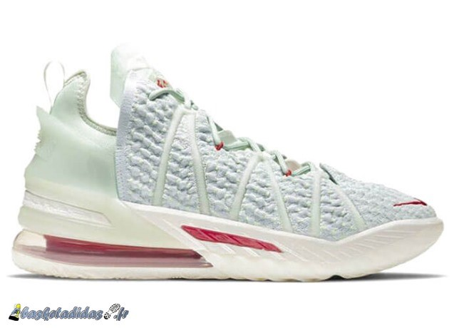 "Nike LeLa Source 18 ""Empire Jade"" Blanc Rouge (DB7644-002)"