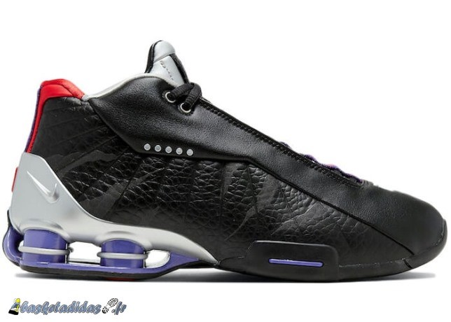 "Nike Shox Bb4 ""Raptors"" Rouge Noir (CD9335-002)"