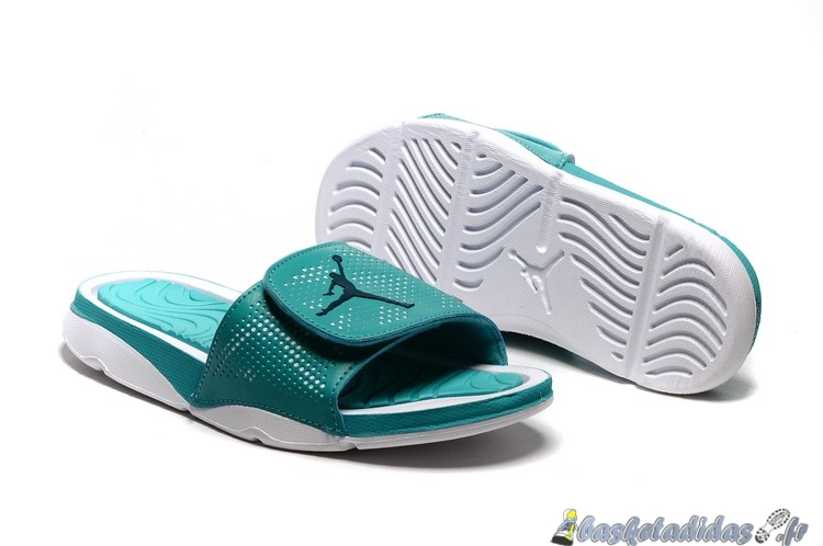 Chaussons Homme Jordan Hydro Green
