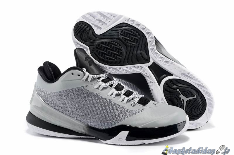 Chaussure de Basket Air Jordan Chris Paul 8 Homme Gris