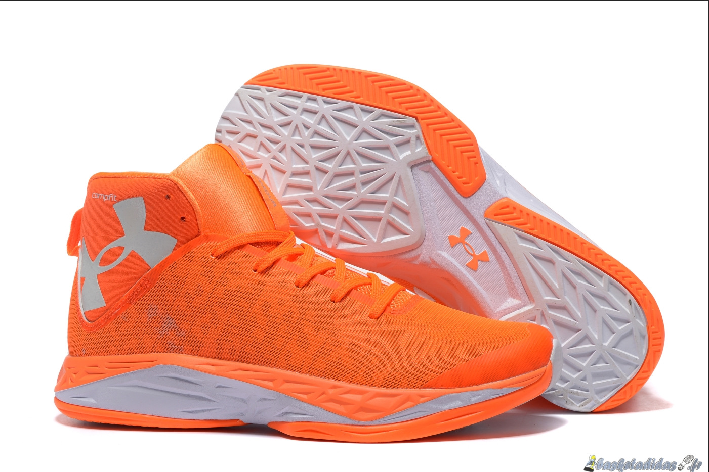 Chaussure de Basket Stephen Curry 6 Homme Orange